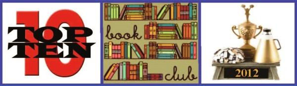 Top 10 Book Club Books of 2012