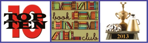 Top 10 Book Club Books of 2013
