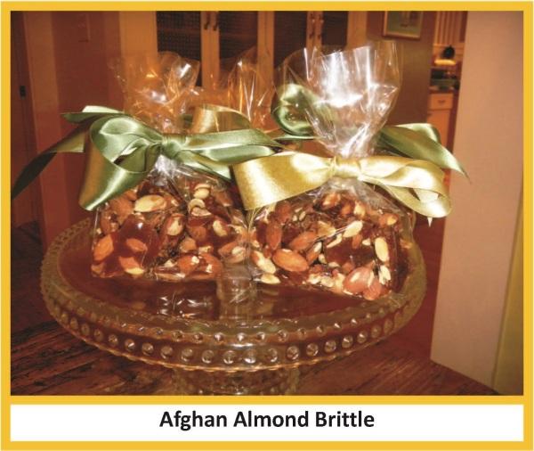 4.Almond Brittle